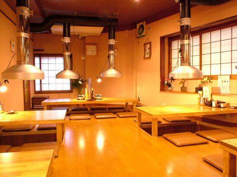 京橋2階座敷